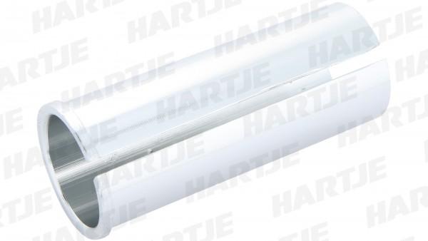 CONTEC Distanzhülse; Aluminium, Basis-Ø 27,2mm, Erweiterung auf Ø 31,0mm