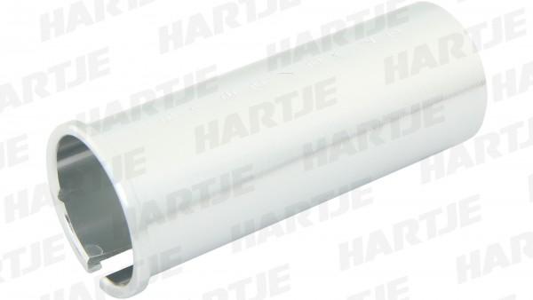 CONTEC Distanzhülse; Aluminium, Basis-Ø 27,2mm, Erweiterung auf Ø 28,8mm