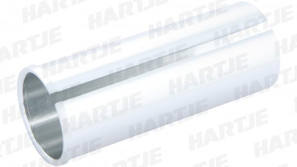 CONTEC Distanzhülse; Aluminium, Basis-Ø 27,2mm, Erweiterung auf Ø 30,4mm