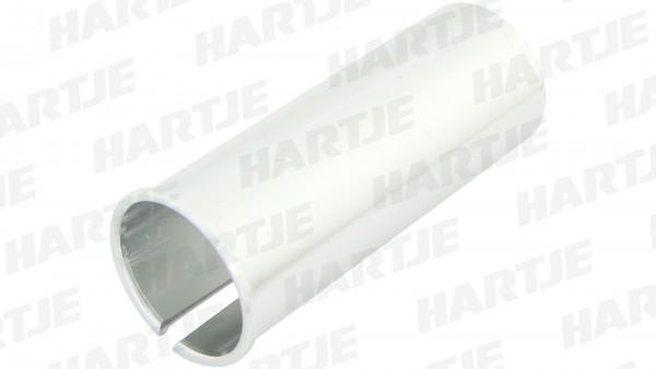 CONTEC Distanzhülse; Aluminium, Basis-Ø 27,2mm, Erweiterung auf Ø 29,6mm