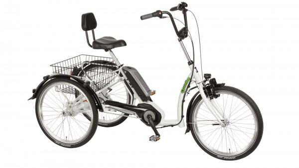 """PFAU-TEC Elektro-Shoppingrad """"Combo"""" Mod. 20, Unisex, papyrus weiss, 45cm"""