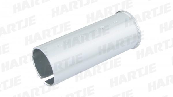 CONTEC Distanzhülse; Aluminium, Basis-Ø 27,2mm, Erweiterung auf Ø 29,8mm