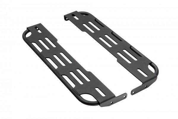 """TERN Trittbretterweiterung """"Sidekick Wide Decks""""; Passend für TERN GSD G2, erweitern die integrierten Unterdecks um 5,5cm und schaffen so eine breiter"""