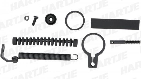 CONTEC Lenkungsdämpfer; SB-verpackt, verhindert das Umschlagen des Vorderrades bei Verwendung von Zweibeinständern, für Rahmen-Ø 28 bis 32mm