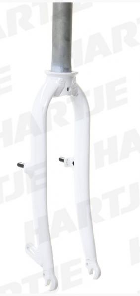 """TERN Aluminium-Gabel 20"""", weiß, passend für Link P9/P7i Mod.12/13"""
