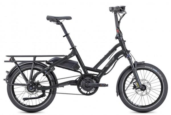 "TERN Elektro-Kompaktrad ""HSD S8i"" Mod. 21, Unisex, 20"", matte black, 8-Gang SHIMANO ""Nexus"""