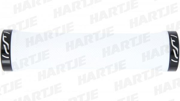 """CONTEC Griff """"Trail Pro""""; SB-verpackt, 135mm, D2-Zweikomponenten, Lenkerklemmung, Paar; Im Bereich der Handauflage sorgt die weiche Gel-Mischung für K"""