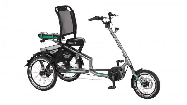 """PFAU-TEC Elektro-Shoppingrad """"Scoobo"""" Mod. 22, Unisex, 16 / 20"""", iron glimmer, 7-Gang SHIMANO """"Nexus"""" LL"""