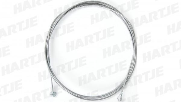 "CONTEC Bremsinnenzug ""Stop""; SB-verpackt, universal, Stahl Ø 1,5mm, 2000mm lang, inkl. 1 Endhülse, PreLube, galvanisiert"