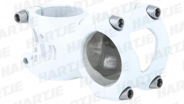 """CONTEC Vorbau """"Brut MTN Select""""; 1 1/8"""", 50mm lang, 31,8mm Lenkerklemmung, Winkel +/- 7°; MTB, Aluminium 6061 3D geschmiedet, teilbar, Höhe Schaftklem"""
