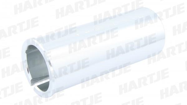 CONTEC Distanzhülse; Aluminium, Basis-Ø 27,2mm, Erweiterung auf Ø 29,4mm