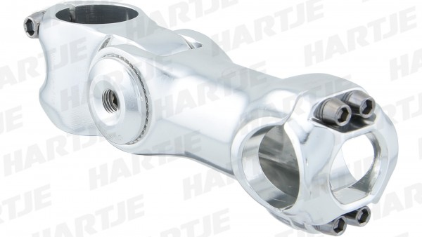 """CONTEC Vorbau """"Tarantula""""; SB-verpackt, 1 1/8"""", verstellbar -30° / +40°, ; Ahead, Aluminium 6061, teilbar, Höhe Schaftklemmung 40mm, kalt geschmiedet,"""