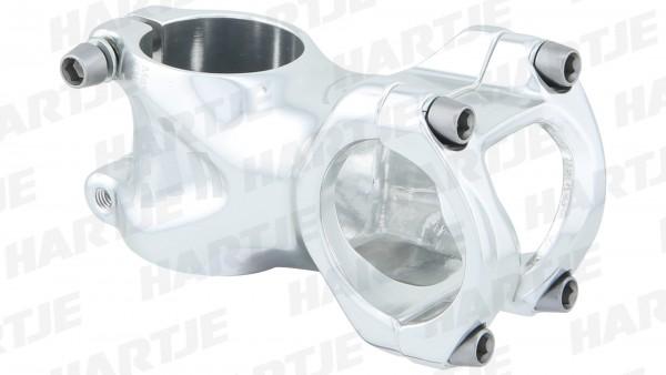 """CONTEC Vorbau """"Brut MTN Select""""; 1 1/8"""", 50mm lang, 31,8mm Lenkerklemmung, Winkel +/- 7°; SB-verpackt, MTB, Aluminium 6061 3D geschmiedet, teilbar, Hö"""