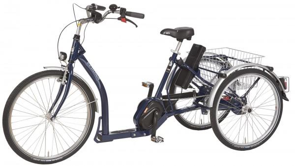 "PFAU-TEC Elektro-Shoppingrad ""Verona"" Mod. 20, Unisex, dunkelblau, 45cm"