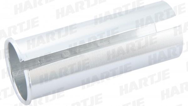 CONTEC Distanzhülse; Aluminium, Basis-Ø 27,2mm, Erweiterung auf Ø 28,6mm