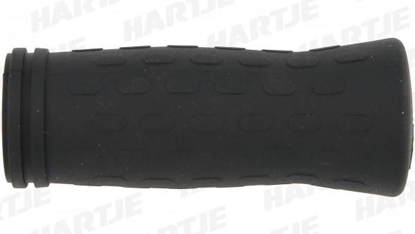 WESTPHAL Griff; Stück, schwarz; Für SRAM/ Sachs Getriebe-Naben T3, P5 und S7, rechts 90mm, kurze Ausführung