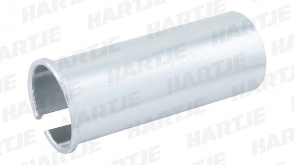 CONTEC Distanzhülse; Aluminium, Basis-Ø 27,2mm, Erweiterung auf Ø 28,0mm