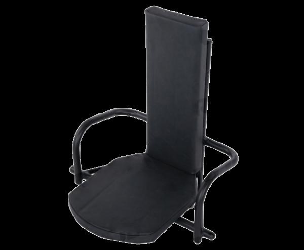 """TERN Sitzbank """"Captains Chair""""; Passend für HSD, und GSD, Aluminium, mit extra dickem Sitzpolster, ausgelegt für den Personentransport (1 größeres Kin"""